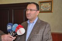 BOMBA İHBARI - Bakan Bozdağ Açıklaması 'Baykal'ın Kararını Önemsiyorum'