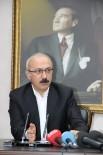 MIHENK TAŞı - Bakan Elvan Açıklaması 'Türkiye Çok Önemli Bir Süreçten Geçiyor'