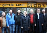 İSTİKLAL CADDESİ - Bakan Kılıç'tan Esnaf Ziyareti