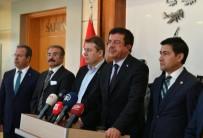 Bakan Zeybekci Açıklaması 'İptal Kararı Baykal'ın Kendi Takdiridir, Ben İptal Etmeyeceğim'
