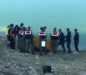 KADIN CESEDİ - Barajda Kadın Cesedi Bulundu