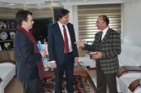 Başkan Köksoy'a Akademisyenler Ve İHH'dan Ziyaret