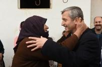 ZEYTINLI - Belediye Başkanı Mehmet Tahmazoğlu, Yeni Mahalleleri Ziyaret Etti