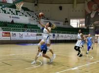 GÜLŞAH AKKAYA - Bornova Becker Spor, Evinde Nağmalup Devam Ediyor