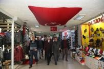 RAYLI SİSTEM - 'Çarşı İçin En Büyük Yatırımı Yapacağız'