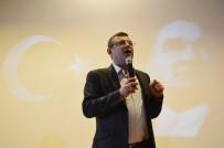 CHP'li Özel'den Bakan Çavuşoğlu'na Tepki