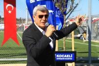 MURAT AYDıN - Dilovası Çerkeşli Köyü Futbol Sahasına Kavuştu