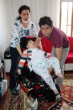 KÖTÜ HABER - Engelli Taha İnternetten Sipariş Kurbanı Oldu