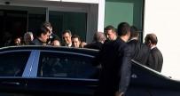 TÜRKIYE BASKETBOL FEDERASYONU - Erdoğan'dan Türkiye Basketbol Federasyonuna Ziyaret