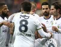 ALPER ULUSOY - Fenerbahçe: 1 - Osmanlıspor: 0