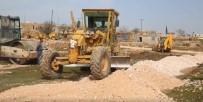 MEHMET CAN - Haliliye Belediyesi 4 Mahallede Daha Yol Çalışmalarını Tamamladı