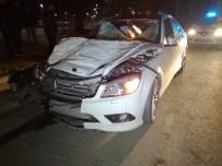 MUSTAFA ÖZDEMIR - İstanbul'da Feci Kaza Açıklaması 2 Ölü !
