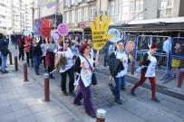 KADIN PLATFORMU - Kadınlar 8 Mart İçin Buluştu