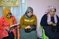 ÜÇTEPE - Köyde Açılan Kurs Genç Kızlara Umut Oldu