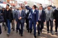ÖZEL HAREKAT POLİSLERİ - Milletvekili Aydemir'e Karayazı'da Coşkulu Karşılama