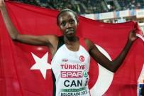 TÜRKİYE ATLETİZM FEDERASYONU - Milli Atlet Yasemin Can, Avrupa İkincisi