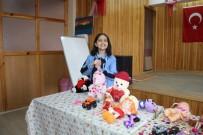 MURAT AYDıN - Minik Öğrenciden Örnek 'Oyuncak' Projesi