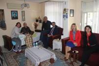 ALI SıRMALı - Şehit Ve Gazi Ailelerini Ziyaret Ediyor