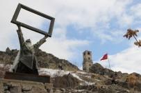 HÜSEYİN ŞAHİN - Türkiye'nin İlk Açık Hava Heykel Müzesi Sivrihisar'da Sergileniyor