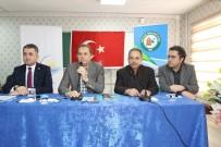 İBRAHIM TAŞYAPAN - Van Büyükşehir Belediyesi Gevaş'ta Toplandı