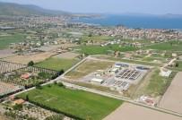 SU ARITMA TESİSİ - Yarımada'ya İZSU Markajı