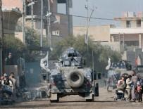ASKERİ OPERASYON - Musul'da 86 DEAŞ militanı öldürüldü