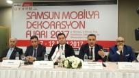 TASARIM YARIŞMASI - 2017'Nin En Yeni Tasarımları 'Samsun 2.Mobilya Dekorasyon Fuarı'Nda