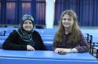 MUSTAFA KAPLAN - 47 Yaşında Kızıyla Birlikte Üniversite Sırasına Oturdu