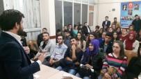 GÜVEN OYU - AK Gençliğe 'Anayasa Eğitimi' Semineri