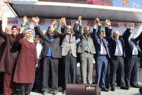 AHMET ÖZDEMIR - AK Parti Konya İl Teşkilatı Referandum İçin Sahaya İndi