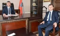Aksaray'ın Yeni Emniyet Müdürü Karabağ Görevine Başladı