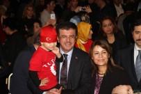 NİHAT ZEYBEKÇİ - Almanya'daki Türkler Bakan Zeybekci'yi Yalnız Bırakmadı