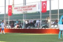 FUTBOL TURNUVASI - AOSB Futbol Şöleni Başladı