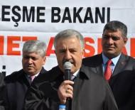 Bakan Arslan Açıklaması 'BTK Demiryolu Hattı Haziran'da Açılacak'