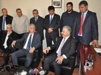 Bakan Arslan Açıklaması 'Geçit Vermeyen Ilgar Geçidi Geçit Verebilir Hale Gelecek'
