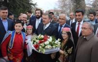 VURAL KAVUNCU - Bakan Eroğlu Açıklaması '(Kütahya'ya) 2019 Yılı Sonuna Kadar 29 Milyarlık Yatırım Yapılacak'