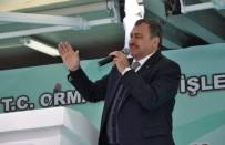 EKONOMIK KRIZ - Bakan Veysel Eroğlu Kütahya'da
