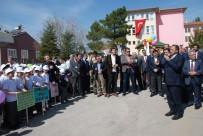 TARIM ARAZİSİ - Bakan Veysel Eroğlu'ndan Gediz'e 12 Mlyon TL'lik Yatırım Müjdesi