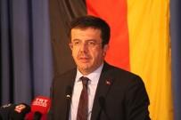 NİHAT ZEYBEKÇİ - Bakan Zeybekçi  'Evet' Oylarınızı Türkiye'nin Geleceği İçin Verin