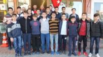 KERVAN - Balıkesir Şampiyonu Oldular
