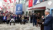 HUZURKENT - Başkan Karaosmanoğlu, Spor Merkezinin Açılışını Yaptı