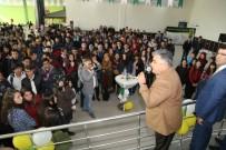 HIPNOZ - Başkan Özgüven'den Öğrencilere YGS Motivasyonu