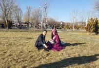 EYMİR GÖLÜ - Başkentliler güneşli havanın tadını çıkardı