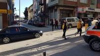 YASIN ÖZTÜRK - Bilecik'te Trafik Kazası, 1 Yaralı