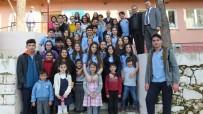 KARDEŞ OKUL - Burhaniye' De Liseli Gençlerin Kardeş Okul Ziyareti