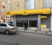 MIMARSINAN - Büyükçekmece'de PTT Şubesinde Silahlı Soygun