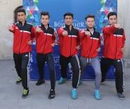 TEKERLEKLİ SANDALYE BASKETBOL - Büyükşehir'in Şampiyon Sporcuları