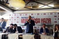 PARTİLİ CUMHURBAŞKANI - Çavuşoğlu Açıklaması 'Sistematik Bir Engelleme'