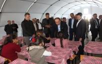ADIYAMAN VALİLİĞİ - Depremin vurduğu Samsat'ta okullar 2 gün tatil