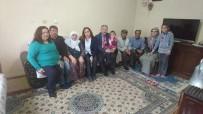 MURAT DURU - Develi Kaymakamı Murat Duru Vatandaş Ziyaretlerine Devam Ediyor
